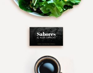 Sabores by Alex Capalvo